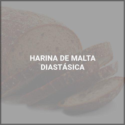 Harina de Malta Diastásica